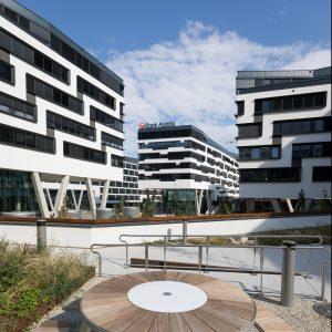 Bank Austria Campus